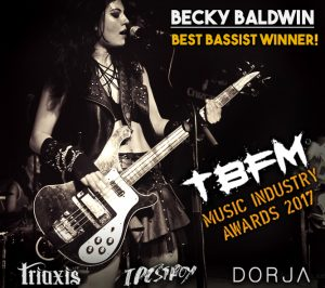 Jay McGuire – TBFM, Hard Rock Hell Radio