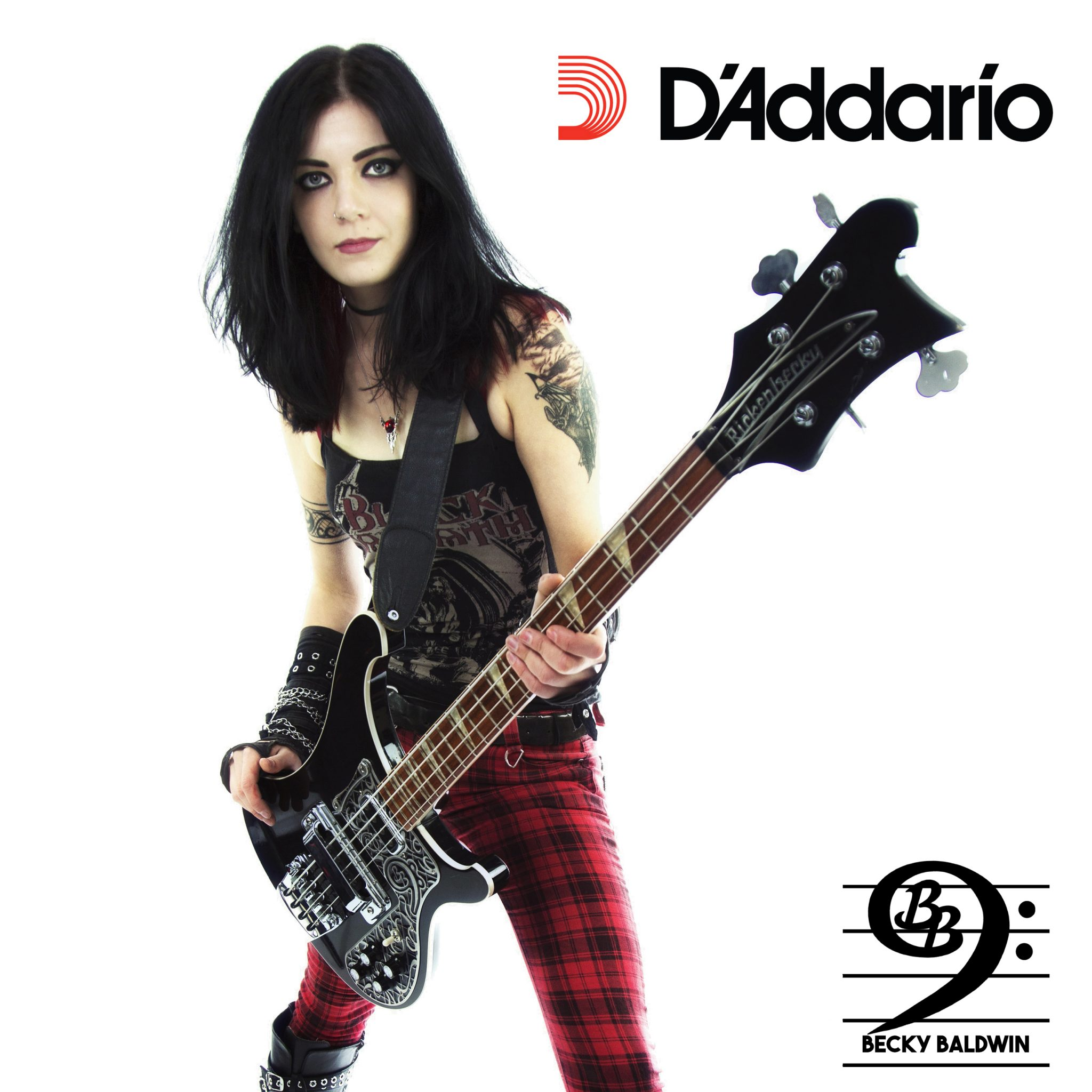 d addario endorsement becky baldwin bass professional bassist. Black Bedroom Furniture Sets. Home Design Ideas