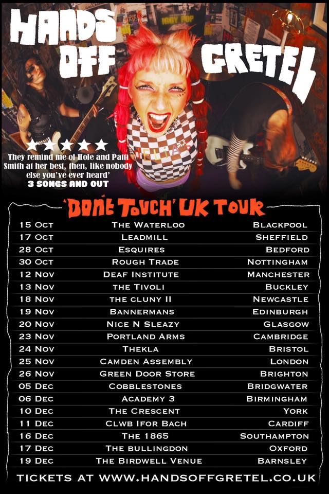 Becky Baldwin Live 15 Oct 2020 Blackpook, UK